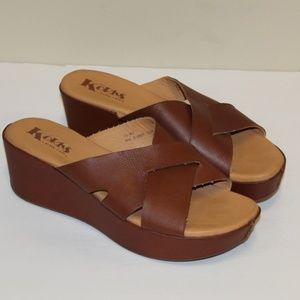 Korks by Kork-Ease Women size 10 Sandals
